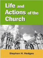 The Life and Actions of the New Testament Church