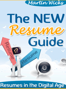 The New Resume Guide: Resume in the Digital Age