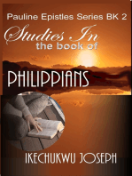 Studies in the Book of Philippians
