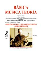 Básica Música Teoría