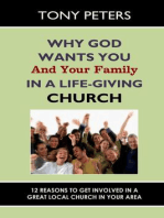 Why God Wants You & Your Family in a Life-giving Church