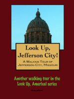 Look Up, Jefferson City! A Walking Tour of Jefferson City, Missouri