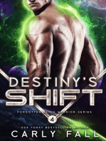 Destiny's Shift (A Science Fiction / Fantasy Romance)