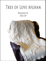 Tree of Love Afghan