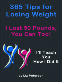 365 Tips for Losing Weight
