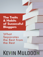 The Traits & Habits of Successful Bloggers
