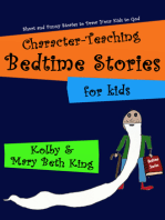 Character-Teaching Bedtime Stories for Kids