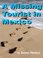 A Missing Tourist in Mexico