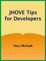 JHOVE Tips for Developers