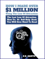 How I Made Over $1 Million Using The Law of Attraction