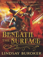 Beneath the Surface (The Emperor's Edge 5.5)