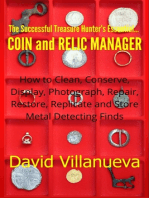 The Successful Treasure Hunter's Essential Coin and Relic Manager