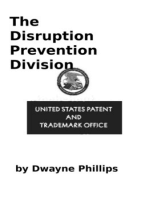 The Disruption Prevention Division