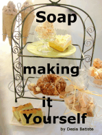 Soap making it yourself