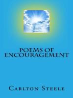 Poems Of Encouragement