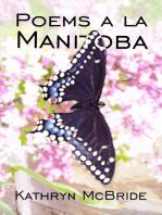 Poems a la Manitoba