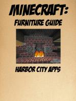 Minecraft: Furniture Guide