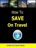 How to Save on Travel