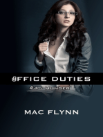 Office Duties #4 (Demon Paranormal Romance)