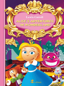 Alice's Adventures in Wonderland. An Illustrated Classic for Kids and Young Readers