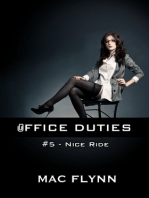 Office Duties #5 (Demon Paranormal Romance)