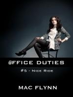 Office Duties #5 (Demon Paranormal Romance)