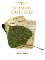 Ten Sermon Outlines