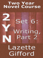 Two Year Novel Course Set 6 (Writing, Part 2)