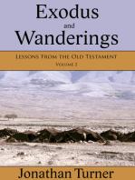 Exodus and Wanderings