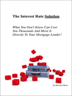 The Interest Rate Solution