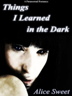 Things I Learned in the Dark
