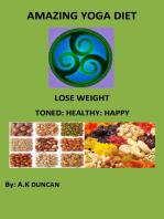 Amazing Yoga Diet