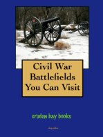 Civil War Battlefields You Can Visit