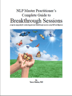 NLP Master Practitioner's Complete Guide to Breakthrough Sessions