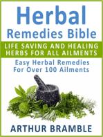 Herbal Remedies Bible