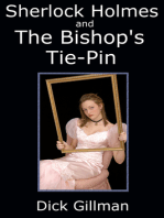 Sherlock Holmes and The Bishop's Tie-Pin