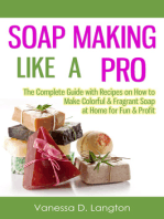 Soap Making Like A Pro