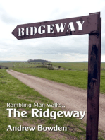 Rambling Man Walks The Ridgeway