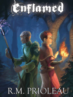 Enflamed (The Pyromancer Trilogy, book 2)