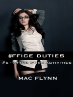 Office Duties #6 (Demon Paranormal Romance)