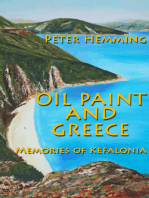 Oil Paint and Greece