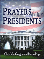 Prayers of Our Presidents