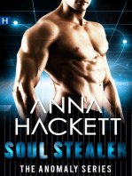 Soul Stealer (Anomaly Series #3)