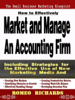 How to Effectively Market and Manage an Accounting Firm