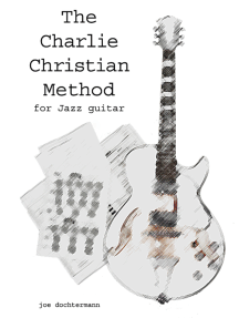 Learn Jazz Guitar Improvisation: The Charlie Christian Method
