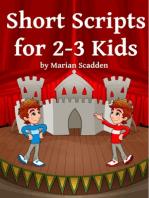Short Scripts for 2-3 Kids