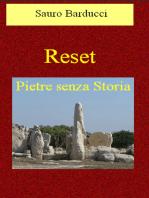 Reset (Pietre senza Storia)