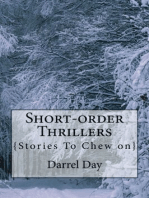 Short-order Thrillers {Stories to Chew On}