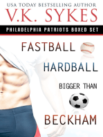 The Philadelphia Patriots Three Book Box Set