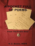 A Pocket Full Of Poems